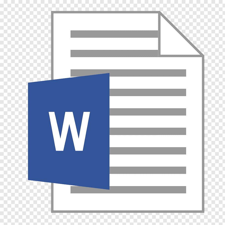 microsoft word logo png clip art 6bc8e